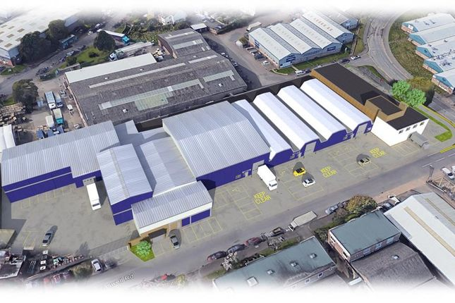 Thumbnail Light industrial for sale in Leamington Central, Caswell Road, Sydenham Industrial Estate, Leamington Spa
