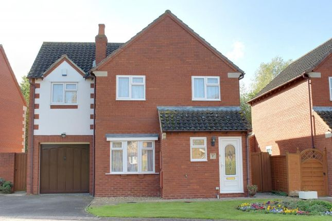 Thumbnail Detached house to rent in Delphinium Drive, Bishops Cleeve, Cheltenham
