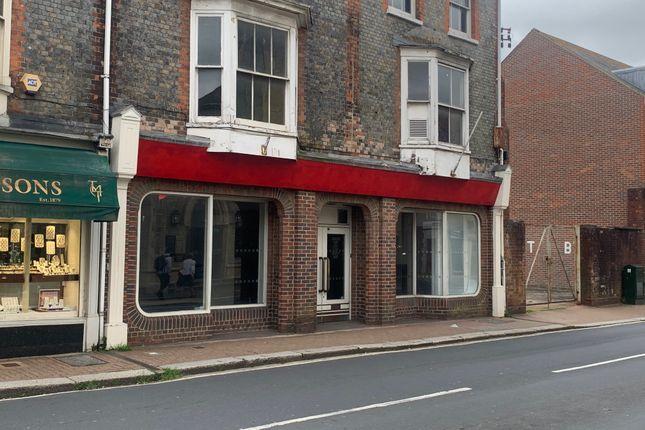Thumbnail Retail premises to let in St. James Street, Newport