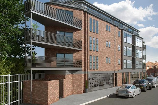 Thumbnail Flat for sale in Victoria Road, Chelmsford