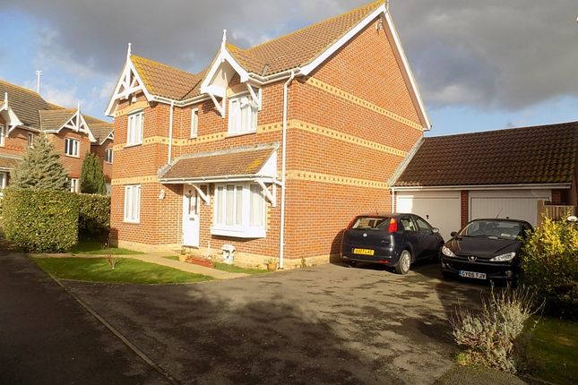Thumbnail Detached house for sale in Middleham Way, Eastbourne