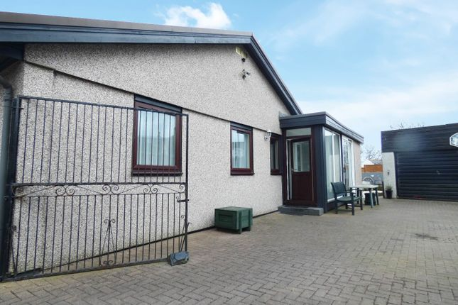 Front View of Redwood Crescent, Cove Bay, Aberdeenshire AB12