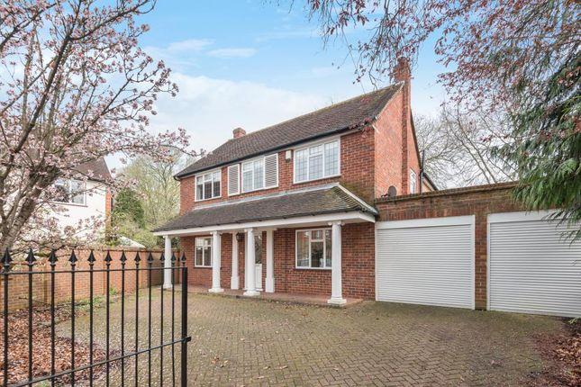 Thumbnail Detached house for sale in St Nicholas Drive, Shepperton