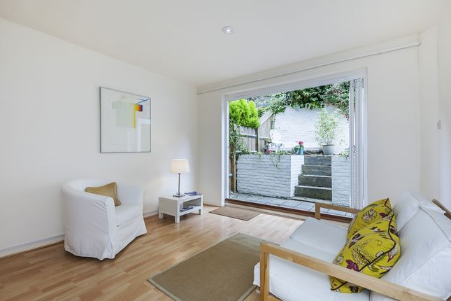 Thumbnail Terraced house to rent in Point Hill, London