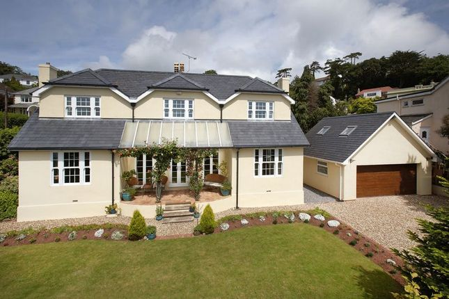 Thumbnail Detached house for sale in St. Katherines Road, Torquay