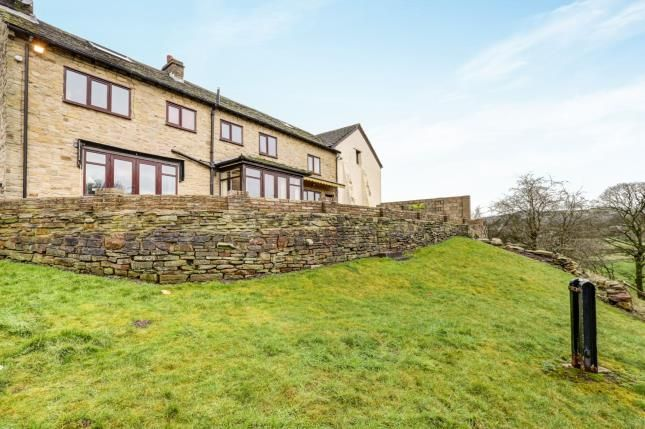 Thumbnail Detached house for sale in Watermeetings Lane, Romiley, Stockport, Cheshire