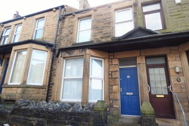 Thumbnail Terraced house to rent in Balmoral Road, Lancaster
