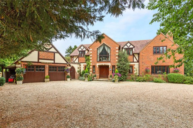 Thumbnail Detached house for sale in Cumnor Road, Boars Hill, Oxford