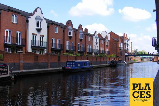 Thumbnail Town house to rent in Symphony Court, Edgbaston, Birmingham