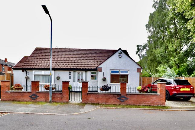Thumbnail Detached bungalow for sale in Rosebery Street, Westhoughton, Bolton