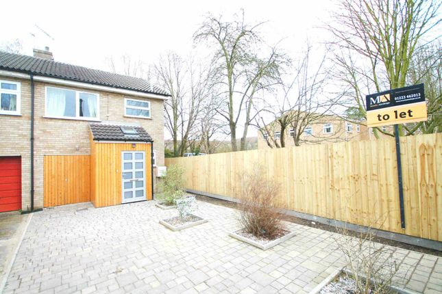 Thumbnail Semi-detached house to rent in Stanley Road, Cambridge