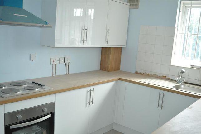 Thumbnail Flat to rent in Riddy Lane, Luton
