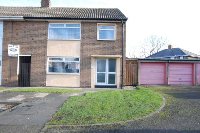 Thumbnail Property to rent in Bells Close, Blyth