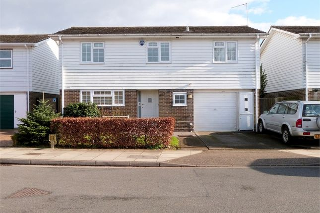 Thumbnail Detached house for sale in Pond Close, Harefield, Middlesex