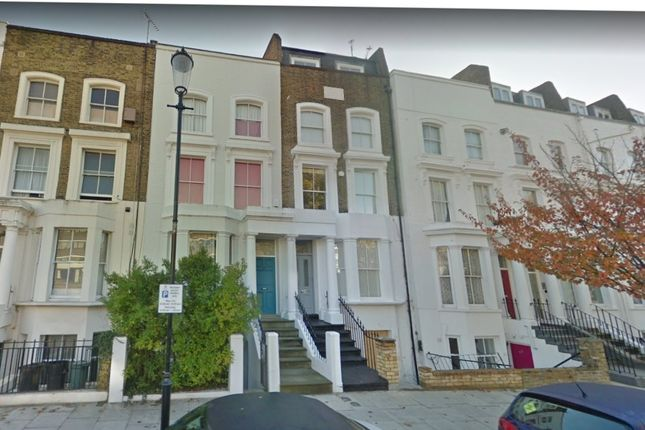 Thumbnail Flat to rent in Cornwall Crescent, London