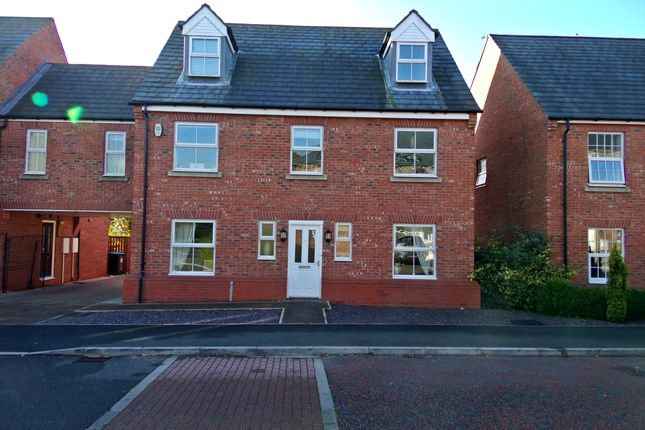 Thumbnail Detached house for sale in Beech Wood, Castle Eden, Hartlepool