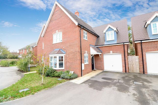 Thumbnail Detached house for sale in Catlin Way, Rushden