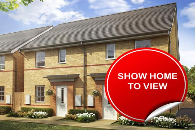 """Thumbnail End terrace house for sale in """"Folkestone"""" at Rydal Terrace, North Gosforth, Newcastle Upon Tyne"""
