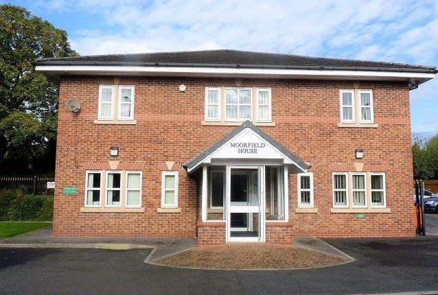 Thumbnail Office to let in Moorfield House, Moorside Road, Swinton, Manchester