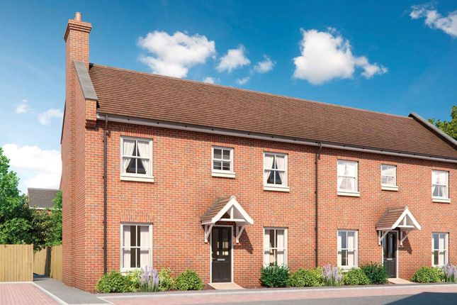 Thumbnail Semi-detached house for sale in Oakleigh Grove, Sweets Way
