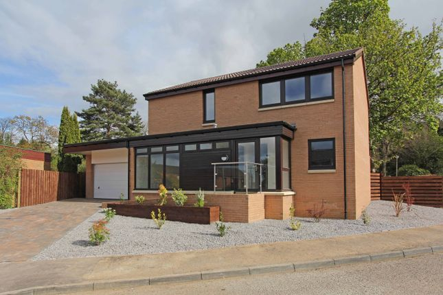 Thumbnail Detached house for sale in Inveralmond Gardens, Cramond, Edinburgh