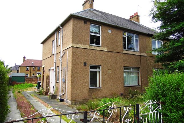 Thumbnail Flat to rent in Cedar Street, Grangemouth