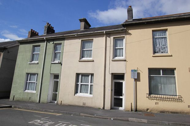Thumbnail Terraced house to rent in Parcmaen Street, Carmarthen, Carmarthenshire