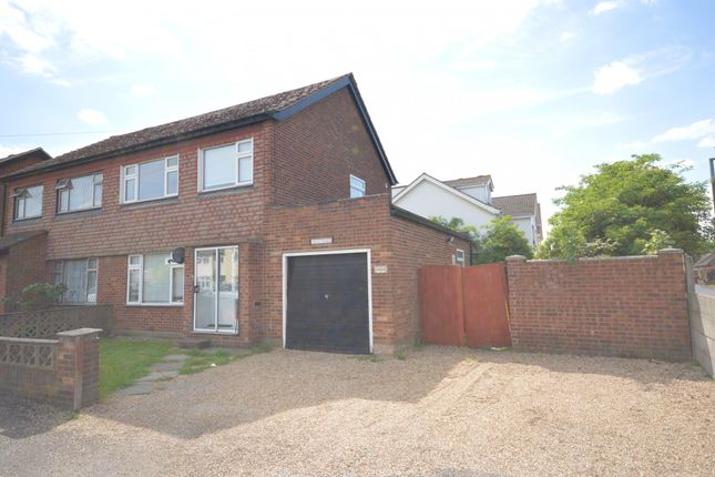 Thumbnail Terraced house to rent in Lambs Lane North, Rainham, Essex