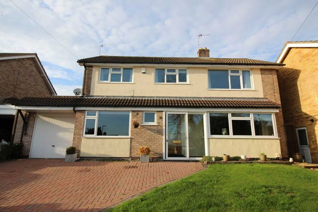 Thumbnail Detached house for sale in Waterfield Road, Cropston, Leicestershire