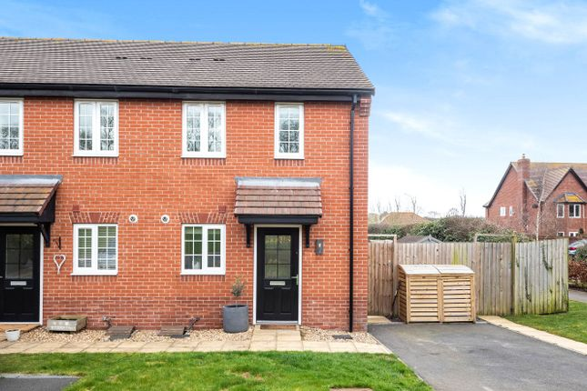 2 bed terraced house for sale in Ryecroft Way, Martley, Worcester WR6
