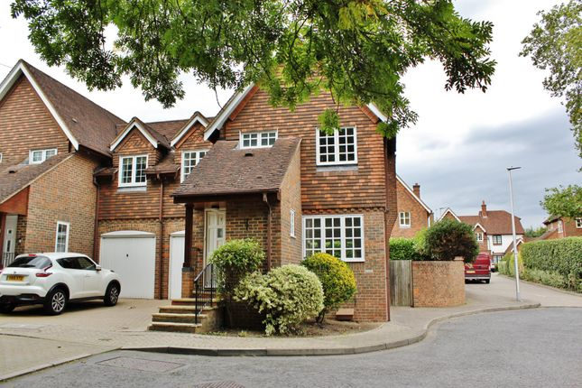 Thumbnail Semi-detached house for sale in Elrington Road, Woodford Green