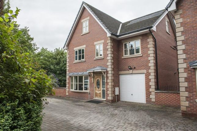 Detached house for sale in Talebrook, The Hollies, Godley