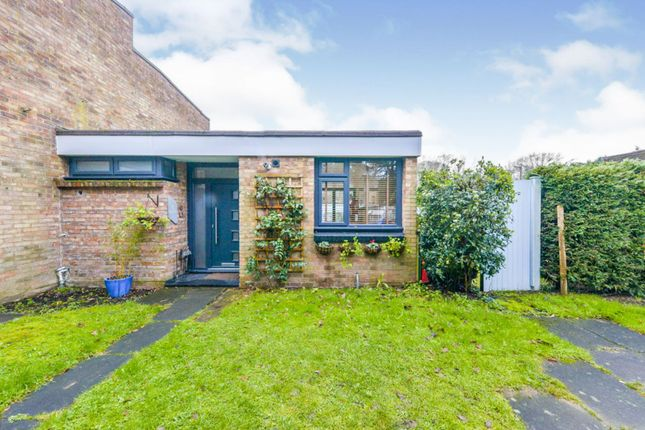 Thumbnail End terrace house for sale in Hernshaw, Brentwood