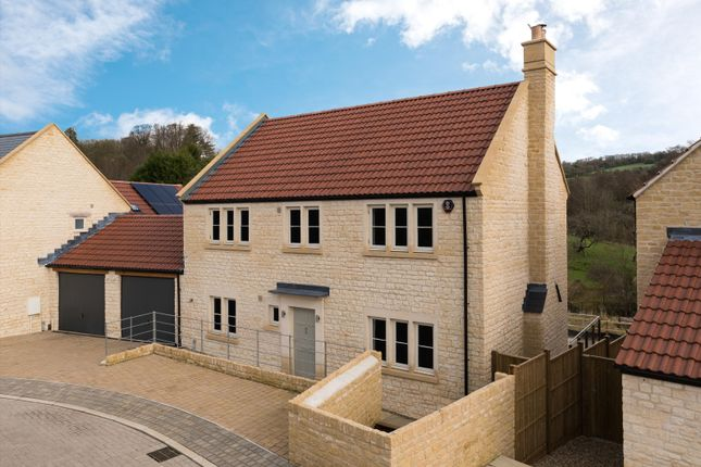Thumbnail Detached house for sale in Holme House, Hawkers Yard, Northend, Bath