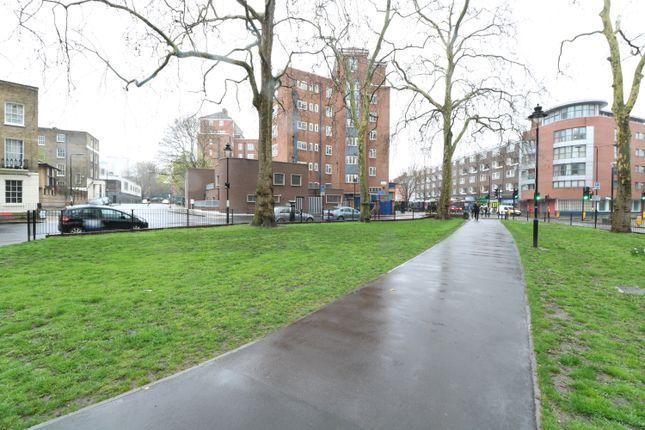 Thumbnail Maisonette to rent in Goldington Crescent, London