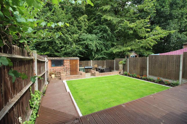 Thumbnail End terrace house for sale in Woodcroft, Harlow