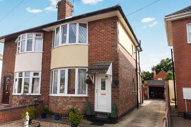 Thumbnail Semi-detached house to rent in Quorn Drive, Lincoln