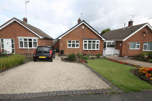 Thumbnail Bungalow for sale in Brooklands Avenue, Heanor