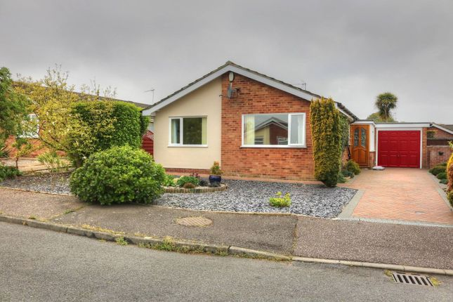 Thumbnail Detached bungalow for sale in Compit Hills, Cromer