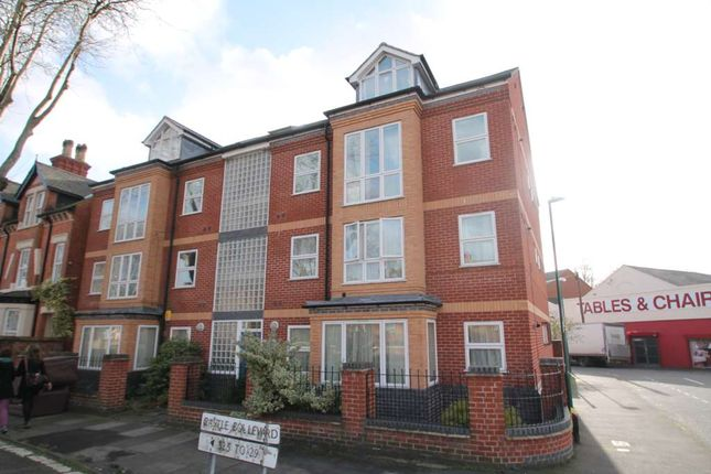 Thumbnail Flat to rent in Castle Boulevard, Lenton, England