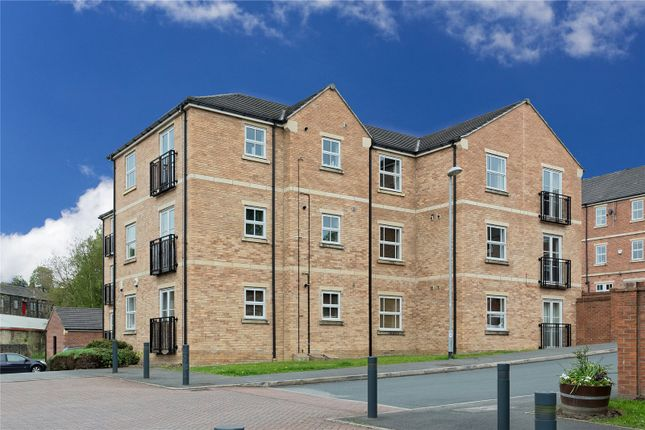 Thumbnail Flat for sale in Broom Mills Road, Farsley, Pudsey, West Yorkshire