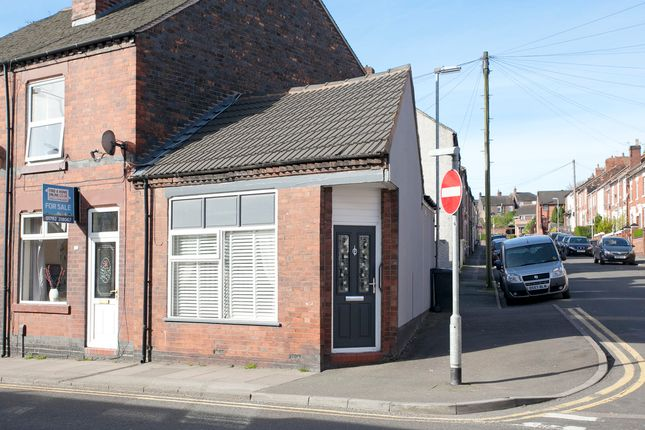 Thumbnail Flat for sale in London Road, Chesterton, Newcastle-Under-Lyme