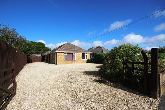 Thumbnail Detached house for sale in Ashleigh Close, Hythe, Southampton