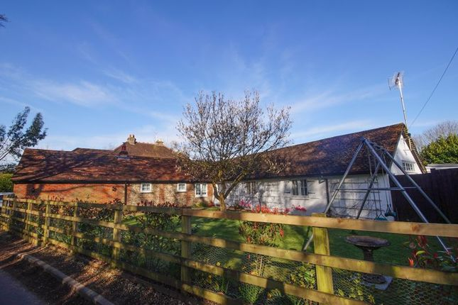 Thumbnail Detached bungalow for sale in Green Lane, Prestwood