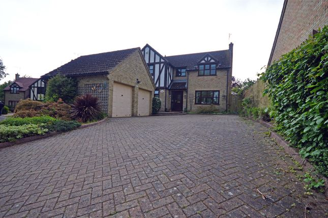 4 bed detached house for sale in Martins Way, Orton Waterville, Peterborough PE2