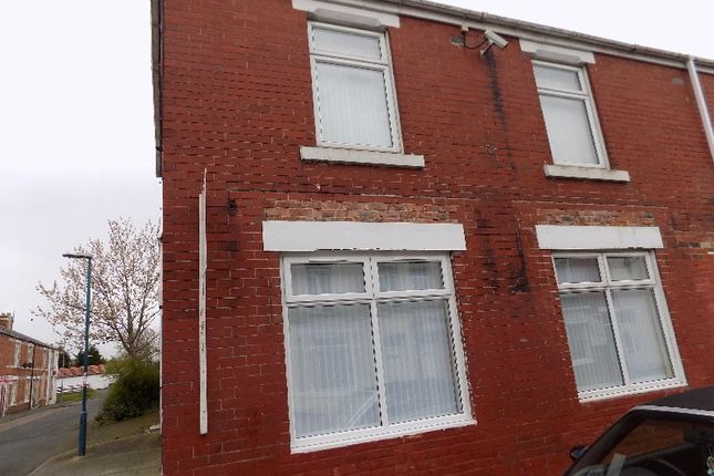 Thumbnail Terraced house to rent in Spencer Street, Eldon Lane, Bishop Auckland