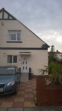 Thumbnail Semi-detached house to rent in Rose Crescent, Whitburn, Sunderland