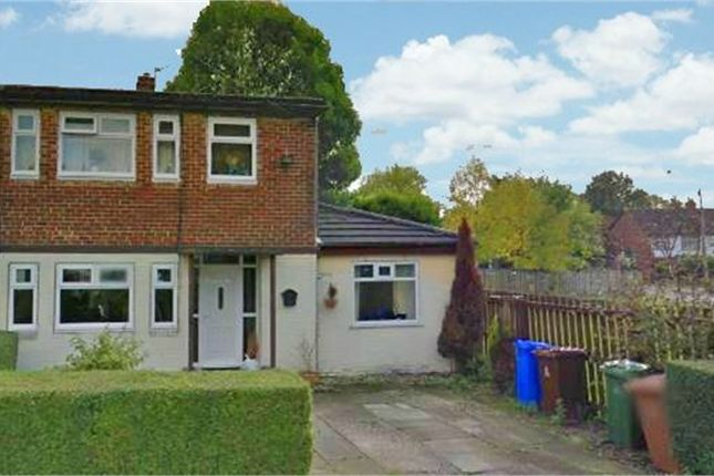 Thumbnail Semi-detached house for sale in Gambrel Bank Road, Ashton-Under-Lyne, Greater Manchester