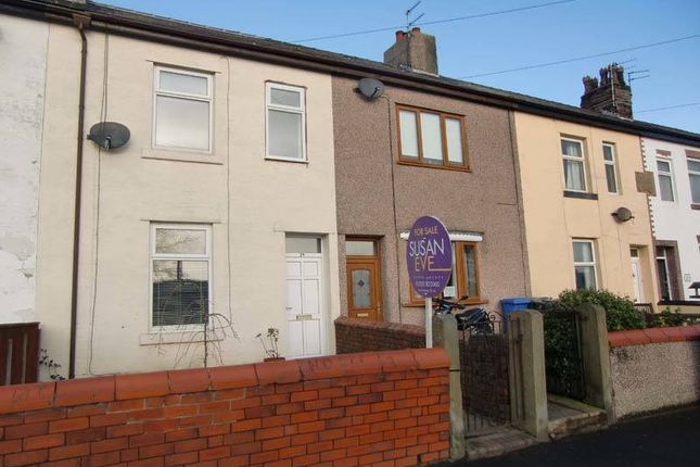 Thumbnail Terraced house for sale in Heys Street, Thornton-Cleveleys
