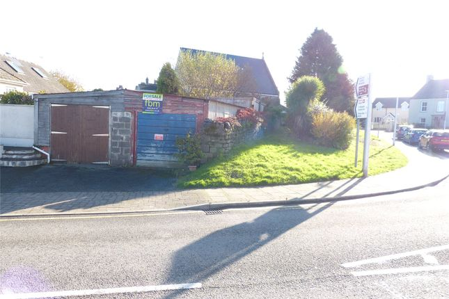 Picture No. 01 of Garage / Lock Up, Jesse Road, Narberth, Pembrokeshire SA67